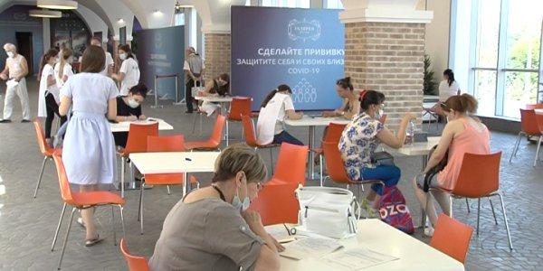 В России изменился норматив по плану вакцинации от COVID-19 — до 80% к ноябрю