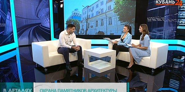 Алексей Петриченко: реставрация объектов — процесс объемный и долгий