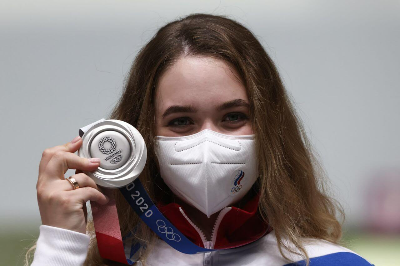 Сборная России завоевала первую медаль на Олимпиаде в Токио