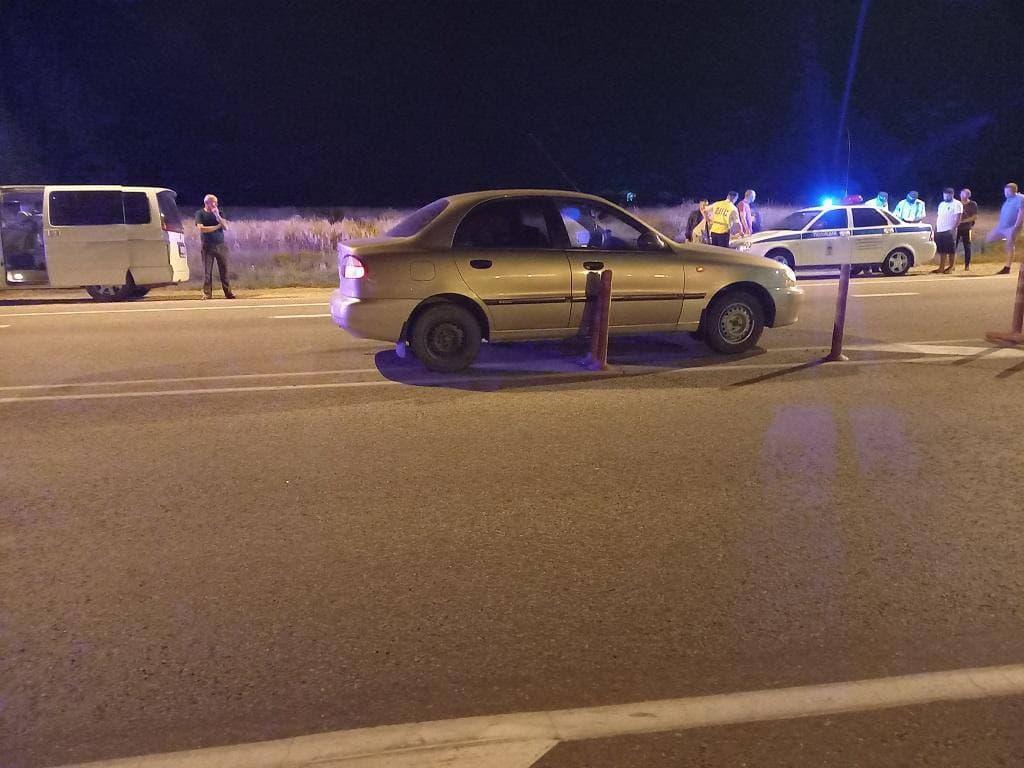 На Кубани с разницей в 45 минут при оформлении ДТП пострадали двое полицейских