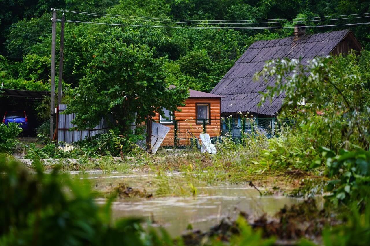Пострадавшие от подтопления сочинцы получат до 100 тыс. руб. за утрату имущества