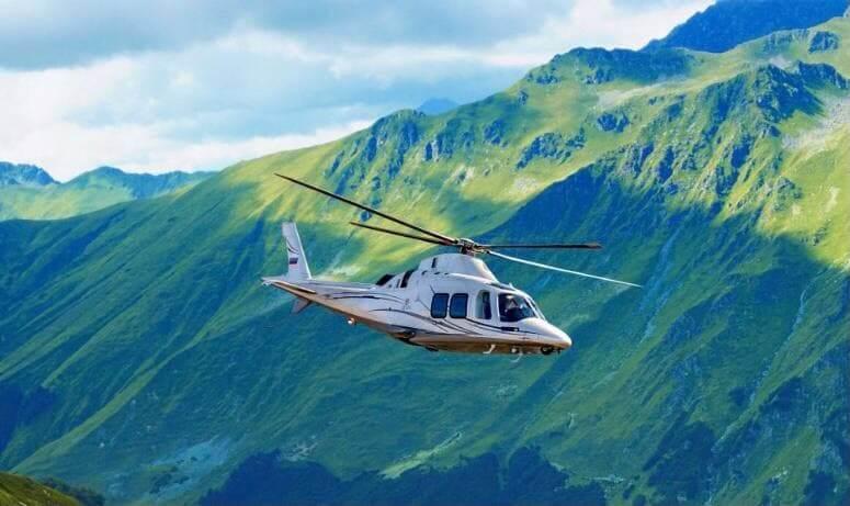 В Сочи планируют построить авиационный хаб и площадки для вертолетного такси