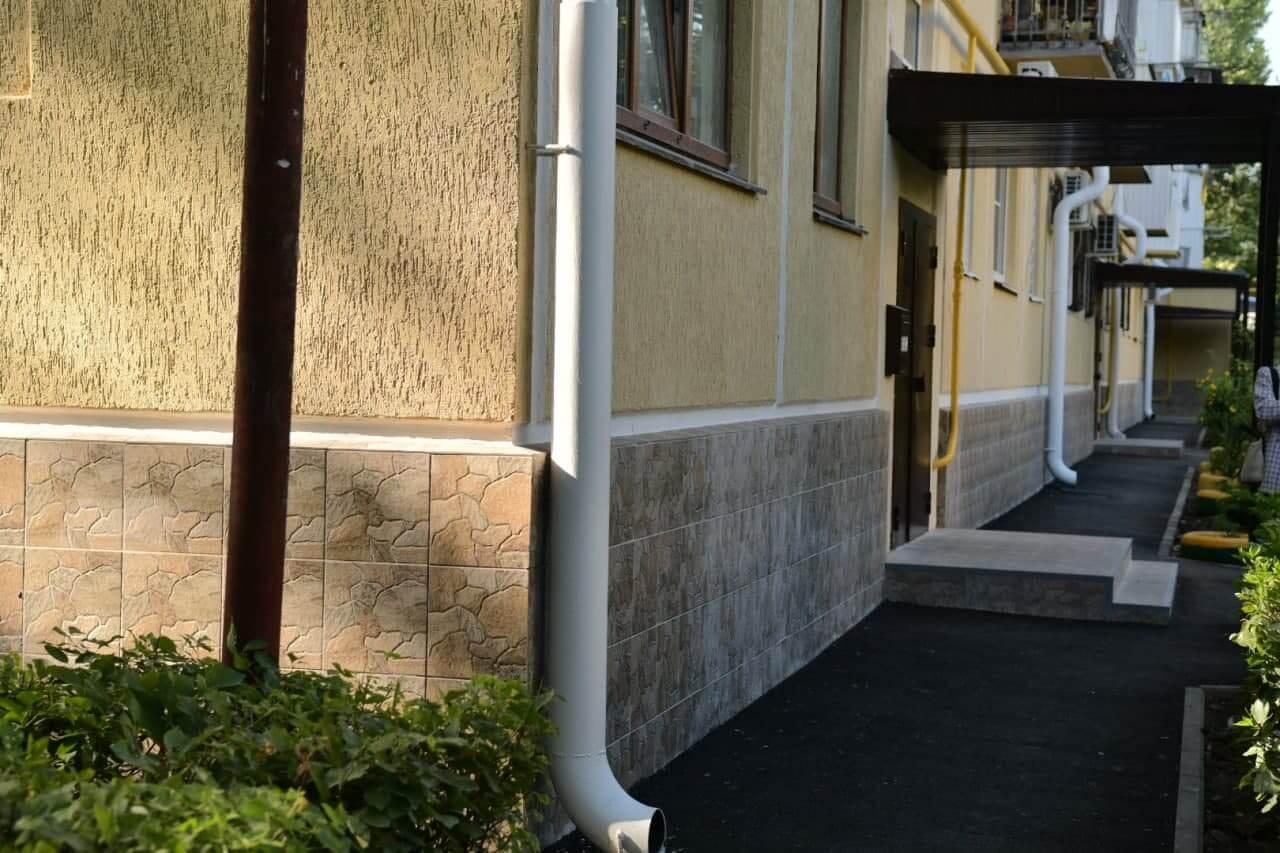 В Краснодаре в 2021 году отремонтируют 49 фасадов многоквартирных домов