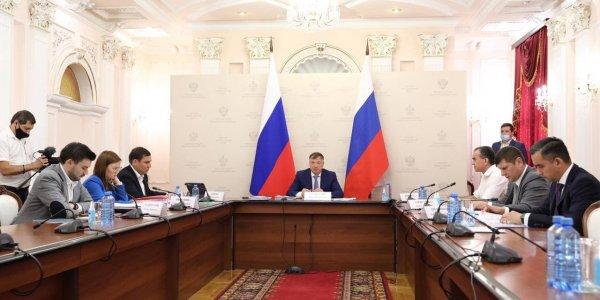 В Краснодаре Хуснуллин провел заседание президиума правительственной комиссии