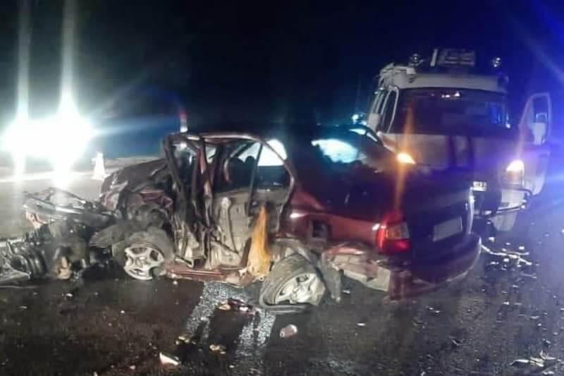 На Кубани в жестком ДТП на встречке двое погибли, еще двое — в больнице