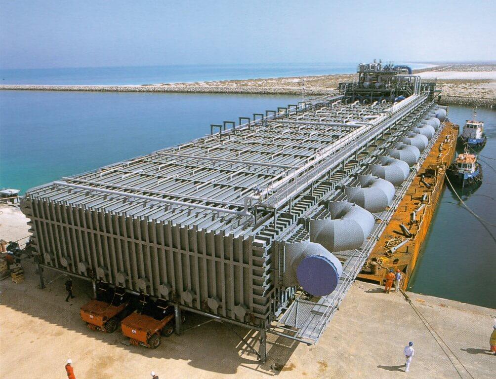 В Новороссийске обсудили вопрос по установке станции опреснения морской воды