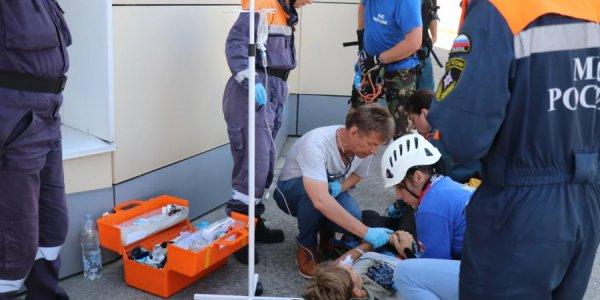 В Сочи нашли второго потерявшегося в горах подростка, его эвакуируют вертолетом