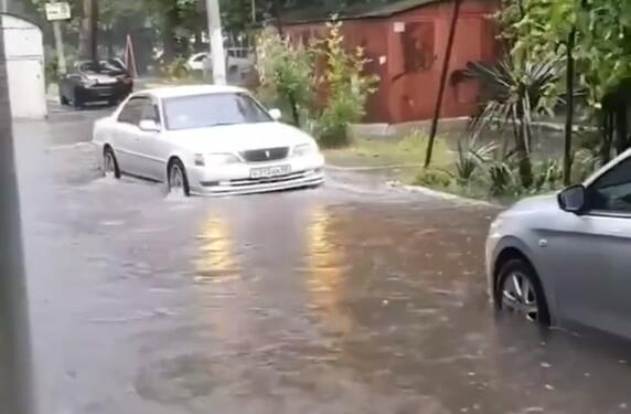 В Туапсинском районе ввели режим повышенной готовности