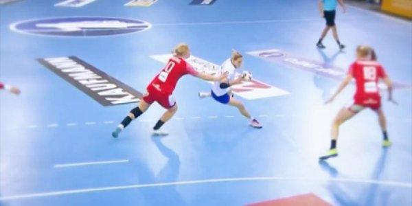 В Токио 25 июля женская сборная России по гандболу сыграет с командой Бразилии