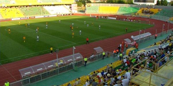 ПФК «Кубань» уступил «Торпедо» в матче ФНЛ со счетом 1:2