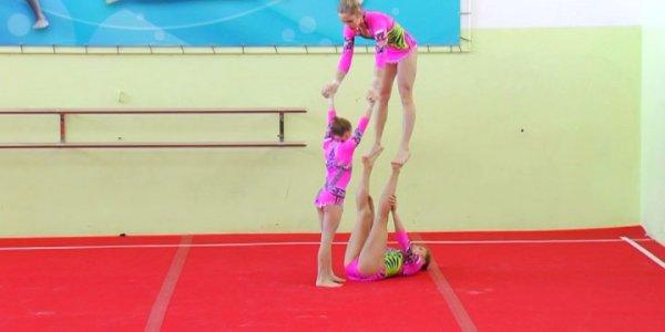 Кубанские спортивные акробаты завоевали два золота и серебро на первенстве мира