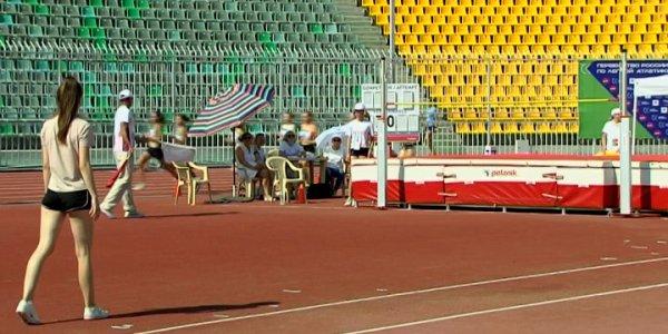 Кубанские легкоатлеты завоевали шесть золотых медалей на первенстве России