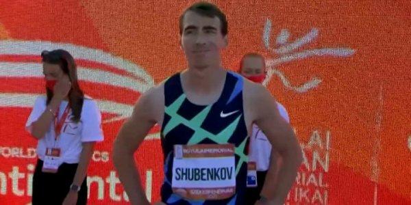 Легкоатлет Сергей Шубенков: на Олимпиаду в Токио я приехал только за золотом