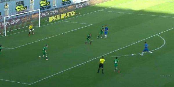 ФК «Сочи» занял второе место в турнирной таблице предсезонного кубка