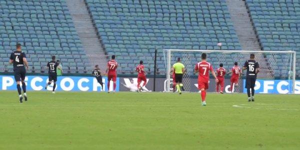 ФК «Сочи» 29 июля проведет ответный матч дома у азербайджанского клуба «Кешля»