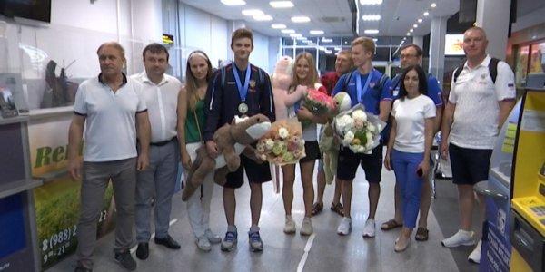 Кубанские пловцы завоевали четыре медали на первенстве Европы по плаванию в Риме