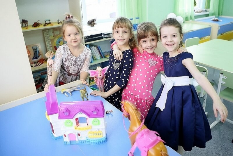 На Кубани до конца года планируют завершить строительство семи детсадов