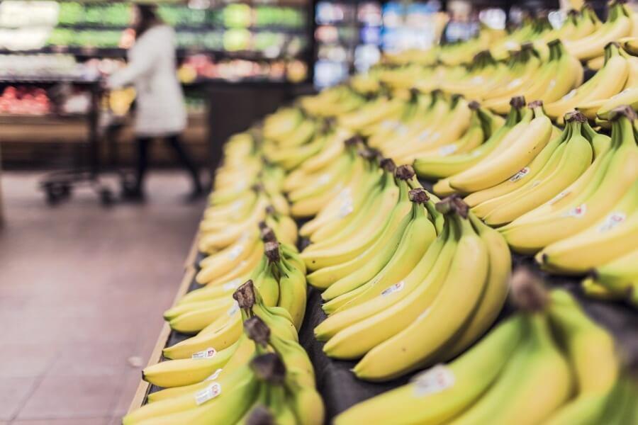 В России ожидают снижения стоимости бананов в ближайшее время