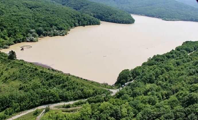 Неберджаевское водохранилище планируют оборудовать системой оповещения о ЧС