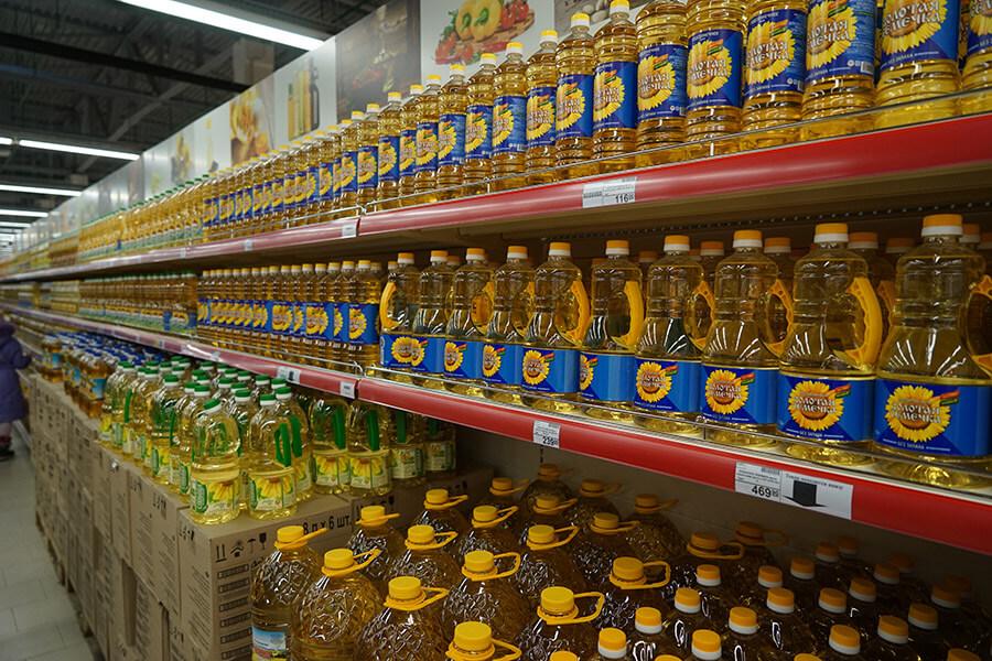 Союз потребителей спрогнозировал рост цен на основные продукты питания в России