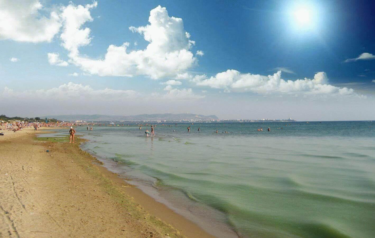 В Анапе вновь запретили плавать в море на матрасах и катамаранах