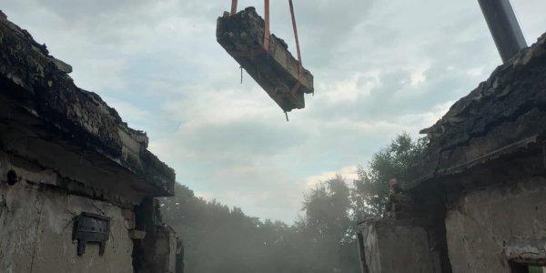 В Краснодаре в пострадавшем от хлопка газа доме демонтировали часть перекрытий
