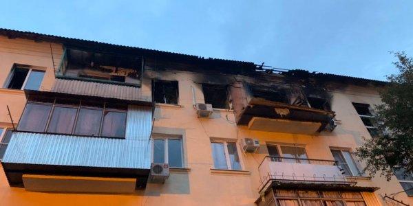 В СК сообщили обстоятельства гибели парня во время хлопка газа в Краснодаре
