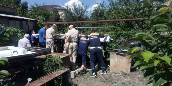 В Новороссийске комиссии обследовали 736 домов, пострадавших от непогоды