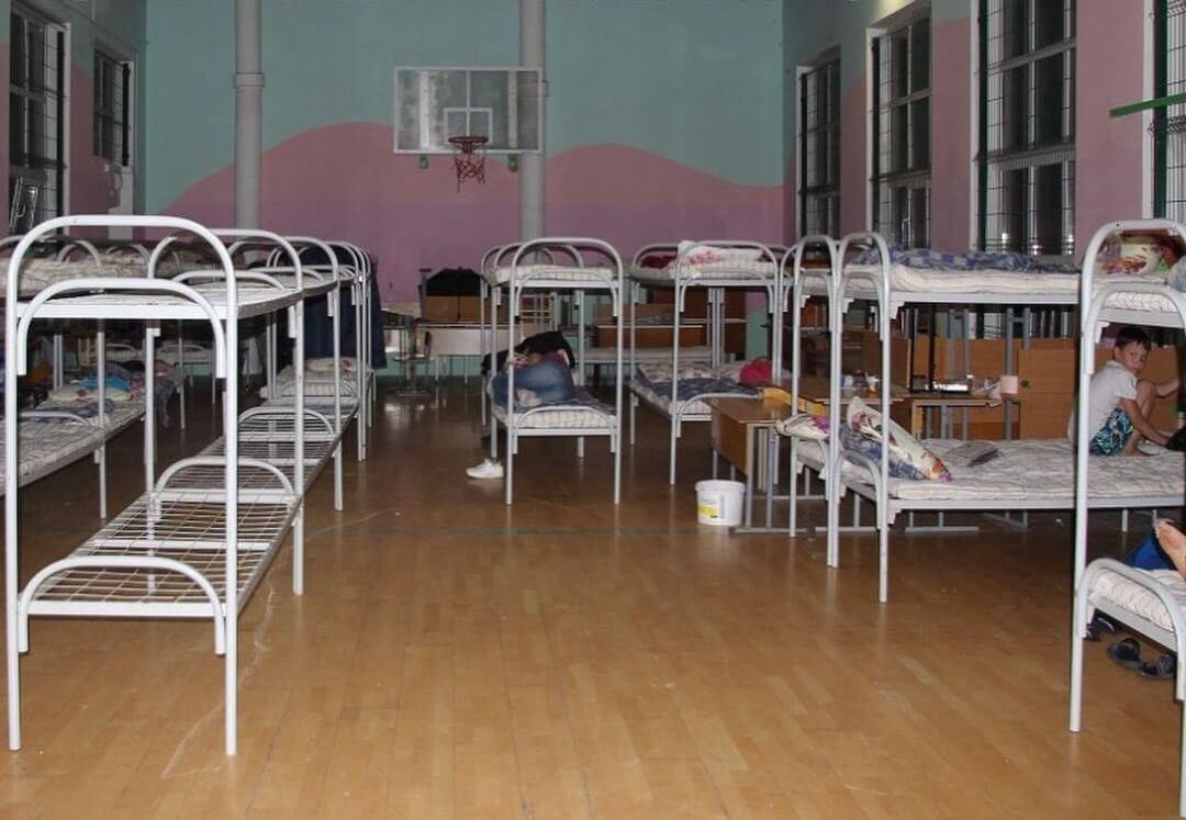 В Темрюкском районе развернули 34 эвакуационных пункта
