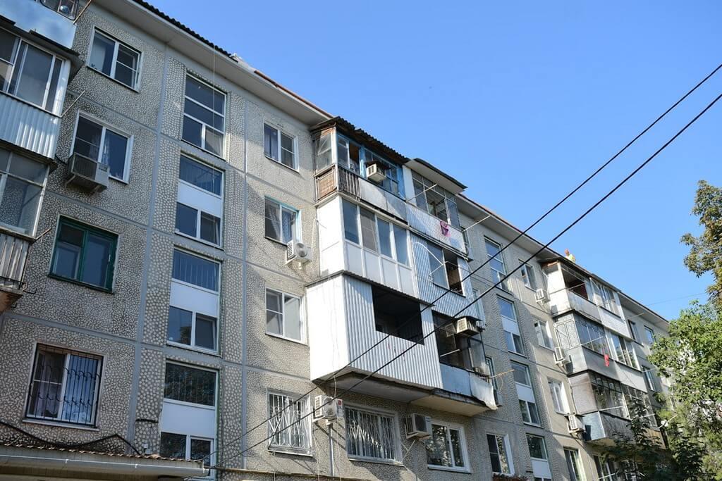 За последние 6 лет на Кубани капитально отремонтировали 4 тыс. многоэтажек