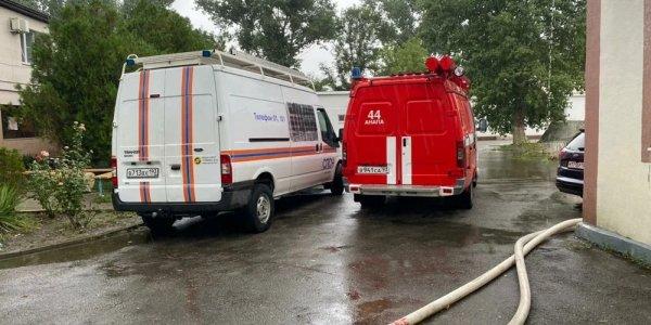 В Темрюкском районе за двое суток выпало 456 мм осадков