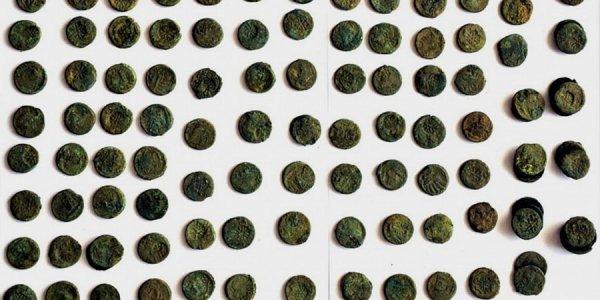 На Кубани нашли клад с античными монетами