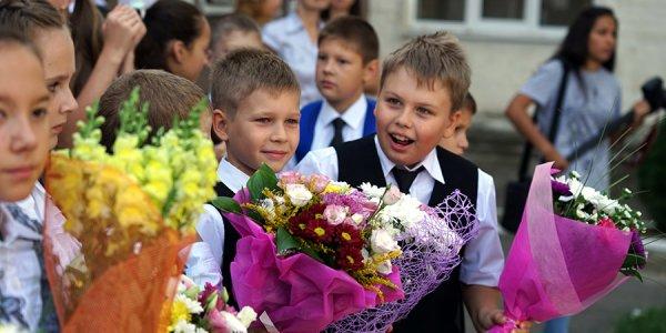 В России предложили перед 1 сентября заморозить цены на «школьные» букеты