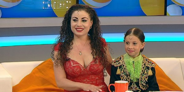 Рада Беркаева: фламенко — хорошая профилактика атеросклероза