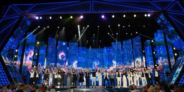 Открытие фестиваля «Новая волна — 2021» в Сочи. Фоторепортаж