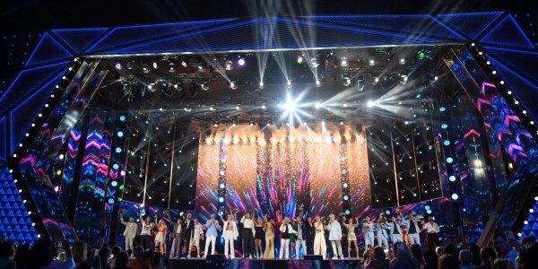 В Сочи завершился фестиваль «Новая волна». Фоторепортаж