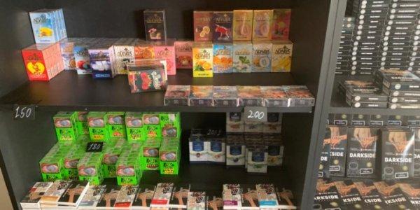 В магазине под Краснодаром торговали контрафактным табаком для кальянов