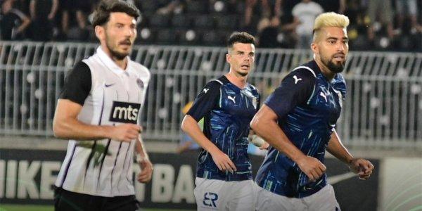 ФК «Сочи» выбыл из Лиги конференций после поражения от «Партизана»