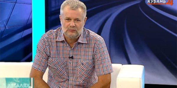 Анатолий Погорелов: погодные катаклизмы будут случаться чаще