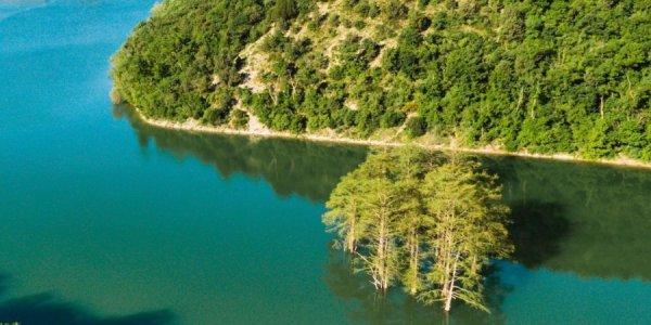 Кипарисовое озеро под Анапой временно закрыли для посещений