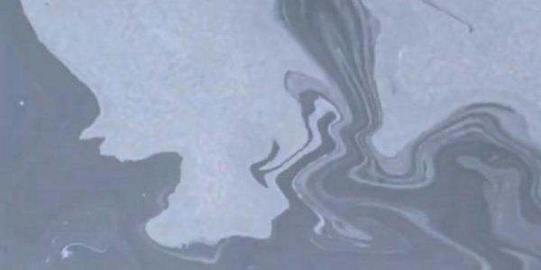 В Азовском море ликвидировали масляную пленку, появившуюся около Темрюка