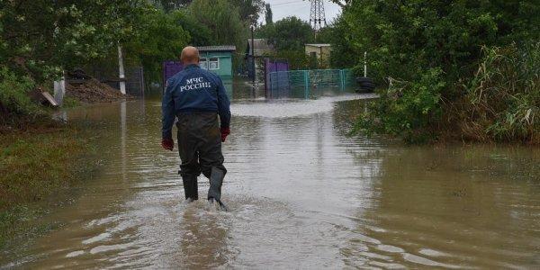 На Кубани в пунктах временного размещения продолжают находиться 1,1 тыс. человек