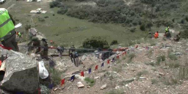 Команда ЮВО преодолела горную полосу препятствий в конкурсе «Эльбрусское кольцо»