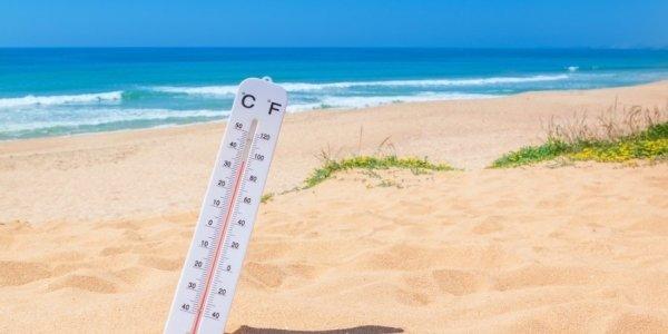 МЧС объявило предупреждение из-за сильной жары на Черноморском побережье