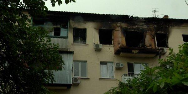 Хлопок бытового газа в Краснодаре 11 августа привел к трагедии: погиб человек