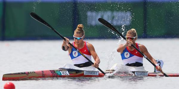 Кубанские байдарочницы вышли в полуфинал Олимпийских игр