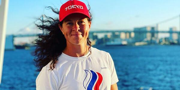 Кубанская каноистка Ромасенко вышла в полуфинал Олимпиады в двойках на 500 м