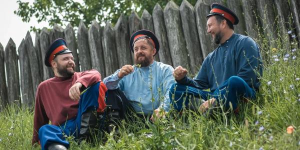 Лучшие фольклористы преподают на Кубани искусство традиционной песни