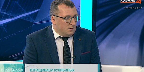 Владимир Щебетун: охватим всех желающих попасть в «Кванториум»