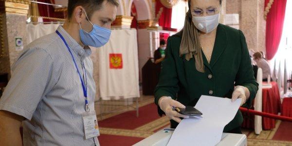 УИКи, ВИПы и молебен МЧС: как проходит первый день голосования в Краснодаре